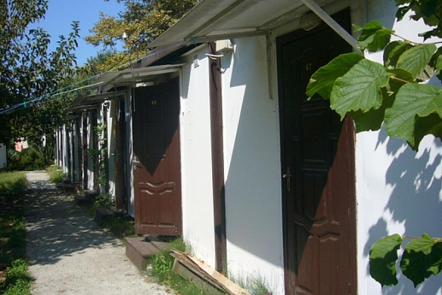 Санаторий лазаревское фото домиков