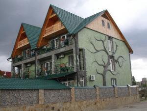 """Гостевой дом """"У Ольги"""" расположена в центре Феодосии"""